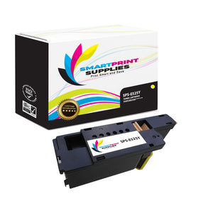 Dell E525Y Replacement Magenta Toner Cartridge by Smart Print Supplies /1,400  Pages