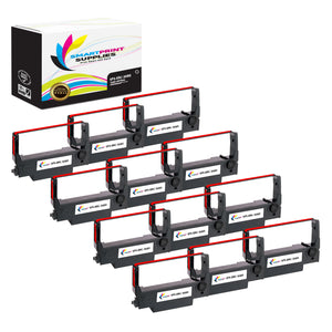 Epson ERC-30 2 Colors Compatible Ribbon Cartridge by Smart Print Supplies