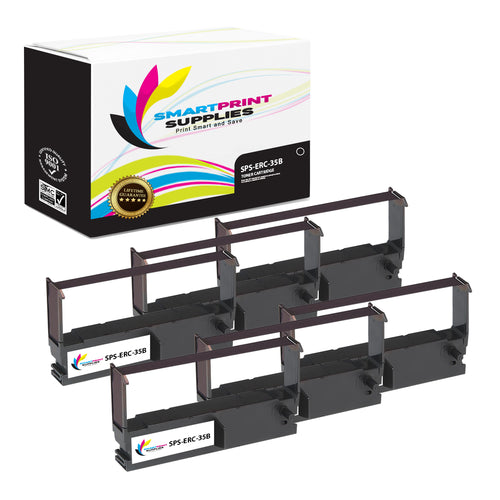 Epson ERC-35 Black Compatible Ribbon Cartridge by Smart Print Supplies