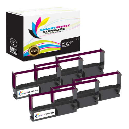 Epson ERC-35 Purple Compatible Ribbon Cartridge by Smart Print Supplies