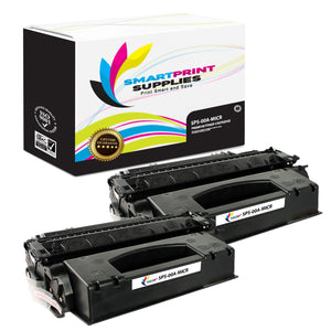 2 Pack HP 00A C3900A Replacement Black MICR Toner Cartridge by Smart Print Supplies