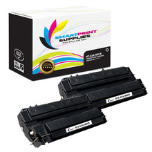2 Pack HP 03A C3903A Replacement Black MICR Toner Cartridge by Smart Print Supplies
