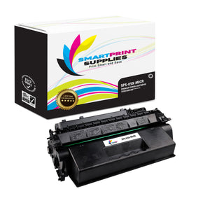 HP 05X CE505X Replacement Black High Yield MICR Toner Cartridge by Smart Print Supplies
