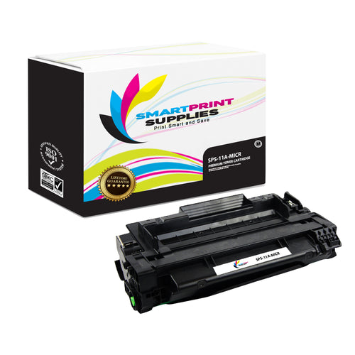 HP 11A Q6511A Replacement Black MICR Toner Cartridge by Smart Print Supplies