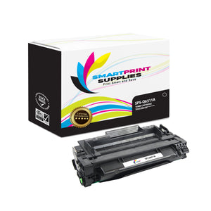 HP 11A Replacement Black Toner Cartridge by Smart Print Supplies /6000 Pages