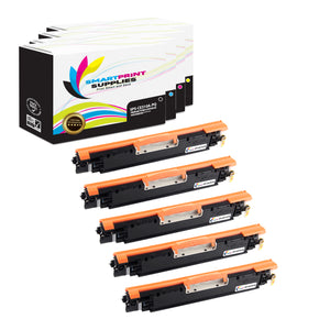HP 126A Premium Toner Cartridge Replacement By Smart Print Supplies