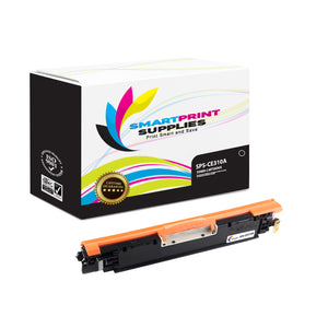 HP 126A CE310A Replacement Black Toner Cartridge by Smart Print Supplies