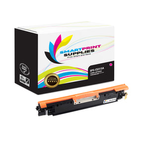 HP 126A CE313A Replacement Magenta Toner Cartridge by Smart Print Supplies