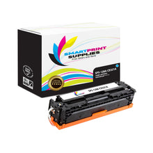 1 Pack HP 128A Cyan Toner Cartridge Replacement By Smart Print Supplies