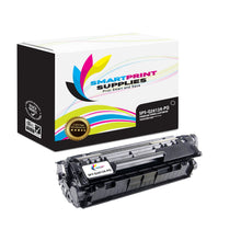 HP 12A Q2612A Premium Replacement Black Toner Cartridge by Smart Print Supplies