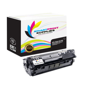 HP 12X Q2612X Premium Replacement Black Toner Cartridge by Smart Print Supplies