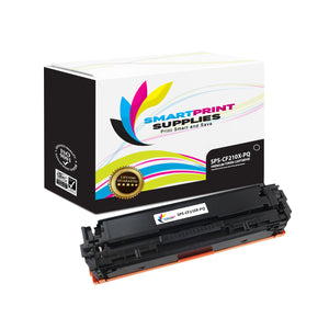 HP 131A-131X CF210X Premium Replacement Black High Yield Toner Cartridge by Smart Print Supplies