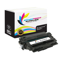 1 Pack HP 14A Black Toner Cartridge Replacement By Smart Print Supplies