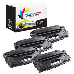 HP 14X MICR Replacement Black Toner Cartridge by Smart Print Supplies /17500 Pages
