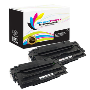 HP 16A MICR Replacement Black Toner Cartridge by Smart Print Supplies /12000 Pages