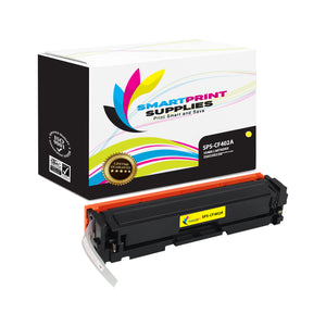 HP 201A CF402A Replacement Yellow Toner Cartridge by Smart Print Supplies