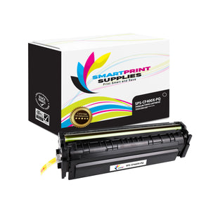 HP 201X CF400X Premium Replacement Black High Yield Toner Cartridge by Smart Print Supplies