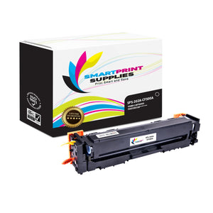 HP 202A CF500A Replacement Black Toner Cartridge by Smart Print Supplies