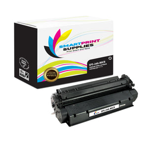HP 24A Q2624A Replacement Black MICR Toner Cartridge by Smart Print Supplies