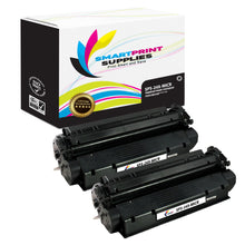 2 Pack HP 24X Q2624X Replacement Black High Yield MICR Toner Cartridge by Smart Print Supplies