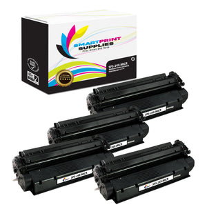 4 Pack HP 24X Q2624X Replacement Black High Yield MICR Toner Cartridge by Smart Print Supplies