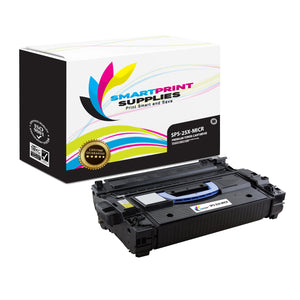 HP 25X CF325X Replacement Black High Yield MICR Toner Cartridge by Smart Print Supplies