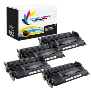 HP 26A MICR Replacement Black Toner Cartridge by Smart Print Supplies /3100 Pages