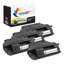 4 Pack HP 27X Black High Yield Toner Cartridge Replacement By Smart Print Supplies