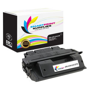 1 Pack HP 27X Black High Yield Toner Cartridge Replacement By Smart Print Supplies