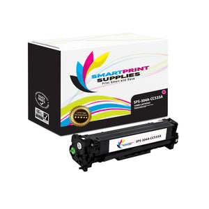 1 Pack HP 304A Magenta Toner Cartridge Replacement By Smart Print Supplies
