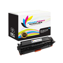 HP 305A/305X CE411A Premium Replacement Cyan Toner Cartridge by Smart Print Supplies
