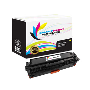 HP 305A/305X CE412A Replacement Yellow Toner Cartridge by Smart Print Supplies