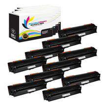 10 Pack HP 307A 4 Colors Toner Cartridge Replacement By Smart Print Supplies
