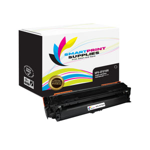HP 307A CE740A Replacement Black Toner Cartridge by Smart Print Supplies