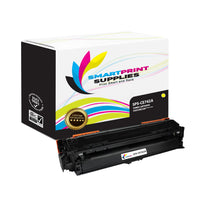 HP 307A CE742A Replacement Yellow Toner Cartridge by Smart Print Supplies