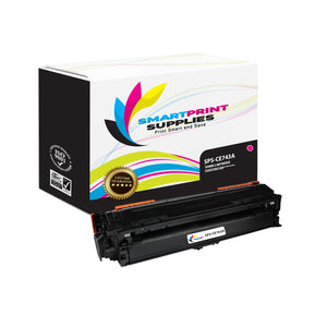 HP 307A CE743A Replacement Magenta Toner Cartridge by Smart Print Supplies