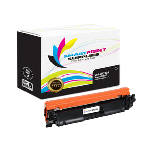 10 Pack HP 30A CF203A Replacement Black Toner Cartridge by Smart Print Supplies