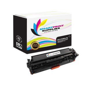 HP 312A/312X Premium Replacement Black Toner Cartridge by Smart Print Supplies /2400 Pages