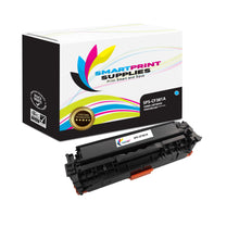 HP 312A/312X CF381A Replacement Cyan Toner Cartridge by Smart Print Supplies