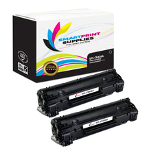 4 Pack Dell 2360 Replacement Black Toner Cartridge by Smart Print Supplies /2500 Pages