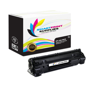 HP 36A MICR Replacement Black by Smart Print Supplies /2000 pages Pages