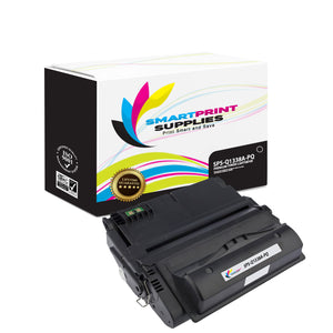 HP 38A Q1338A Premium Replacement Black Toner Cartridge by Smart Print Supplies