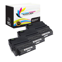3 Pack HP 38A Q1338A Premium Replacement Black Toner Cartridge by Smart Print Supplies