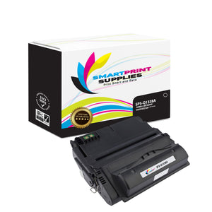 1 Pack HP 38A Premium Replacement Black Toner Cartridge by Smart Print Supplies