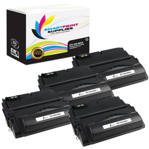 4 Pack HP 39A Q1339A Replacement Black MICR Toner Cartridge by Smart Print Supplies