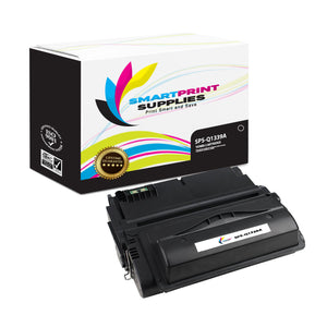 HP 39A Replacement Black Toner Cartridge by Smart Print Supplies /20000 Pages