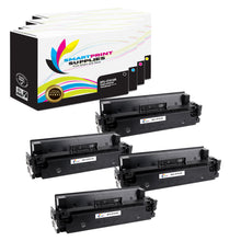 HP 410A Replacement 4 Colors Toner Cartridge by Smart Print Supplies /2300 Pages