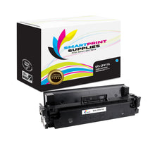 HP 410A CF411A Replacement Cyan Toner Cartridge by Smart Print Supplies