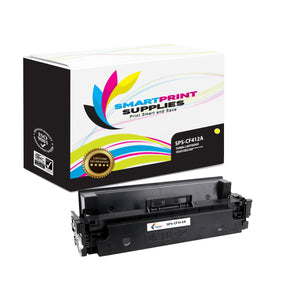 HP 410A CF412A Replacement Yellow Toner Cartridge by Smart Print Supplies