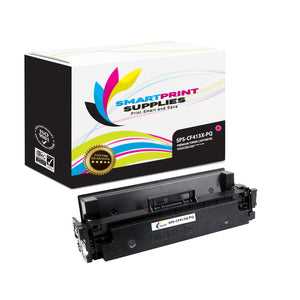 5 Pack HP 410X Premium Replacement 4 Colors Toner Cartridge by Smart Print Supplies /6,500 pages per black cartridge, and 5,000 pages per color cartridge Pages